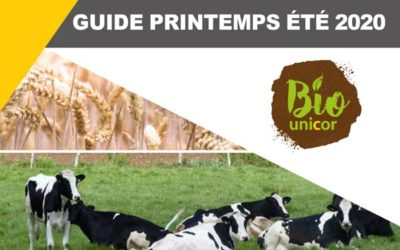 Nouvelle Edition du Guide BIO Printemps-Eté 2020